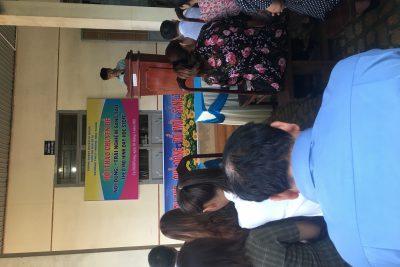 """Ngày hội """"STEM"""" được tổ chức tại trường THCS Hoàng Hoa Thám"""
