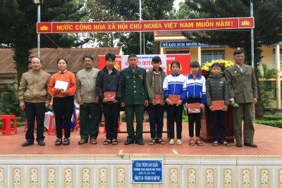 Trường THCS Hoàng Hoa Thám tổ chức nói chuyện truyền thống ngày 22/12/2020