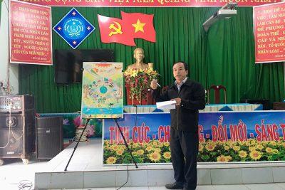 Trường THCS Hoàng Hoa Thám đạt giải nhì cuộc thi vẽ tranh tuyên truyền về môi trường do Sở Tài Nguyên và Môi Trường tổ chức tại huyện Cư M'gar